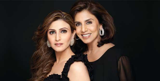 Meet some of the most beautiful Mom and Daughter Duos of Bollywood Banner