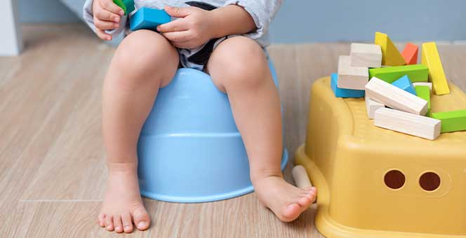 Potty Training: How to get the job done Banner