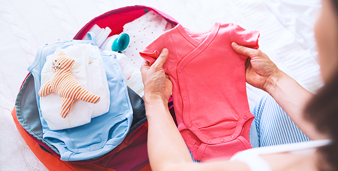 How to make your own baby clothes