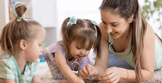 5 Ways to Develop Your Child's Social Skills From Home  Banner