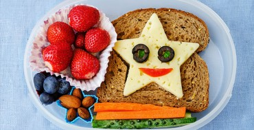Delicious snacks for kids, you can cook under 5 minutes