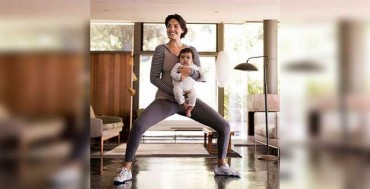 6 ways for mom to Workout with Baby