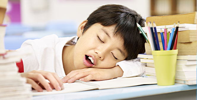 Is your child snoring? It may be a sign of a serious sleep issue!